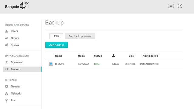 remote backup software