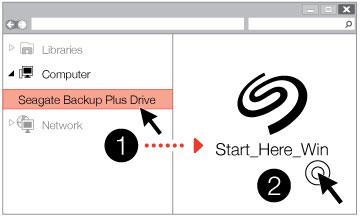 Seagate Backup Plus Desktop User Manual - Connect Backup Plus