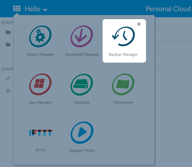 Wd App Manager