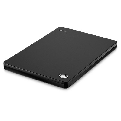 Backup Plus Slim Portable Drive left