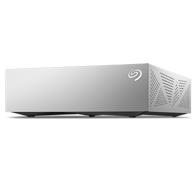 Seagate® Backup Plus desktop drive for Mac Hero Left