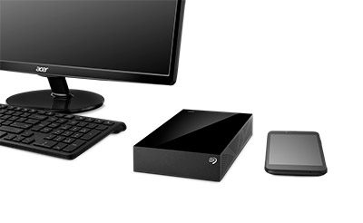 how to use windows image backup from external hard drive