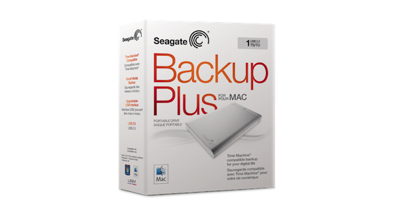 Backup Plus Portable Drive for Mac