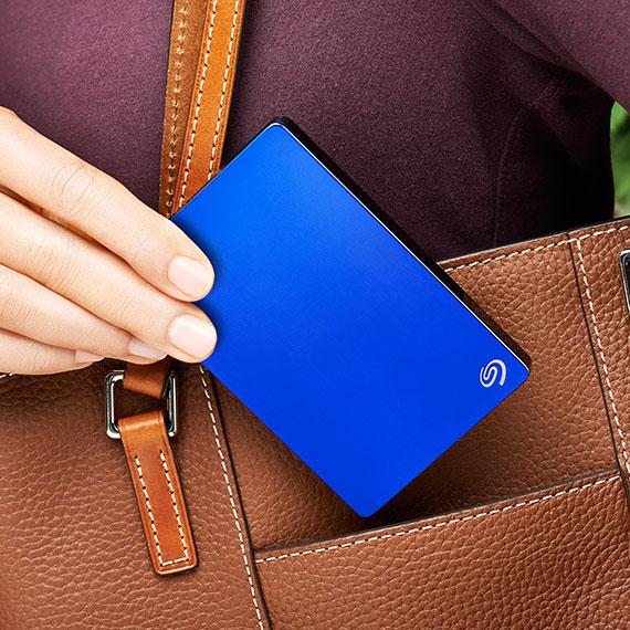 Slim 1 TB - Blue