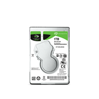Seagate BarraCuda 1TB 2.5-inch laptop hard drive product image