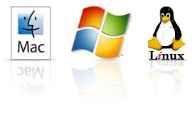 mac-windows-linux-logoları