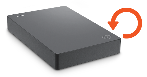Seagate Basic Drive with Rescue