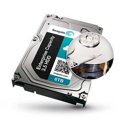 What's In the Hard Drive?