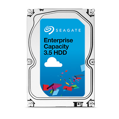 Enterprise Capacity 3.5 HDD - Vista frontale