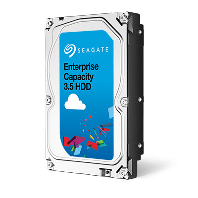 Enterprise Capacity 3.5 HDD  - Lato sinistro