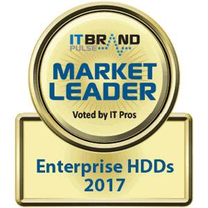 2016 HDD Market Leader