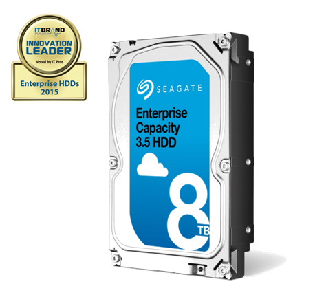 2014 IT Brand Pulse Enterprise HDD Leader Award