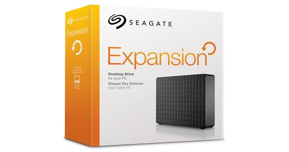 Expansion Desktop Hard Drive Seagate Australia New