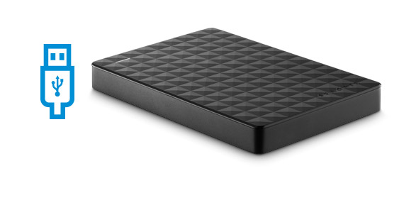 Expansion Portable Hard Drive, Instant Storage | Seagate US