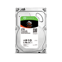 Seagate FireCuda 2TB 3.5-inch gaming hard drive product image