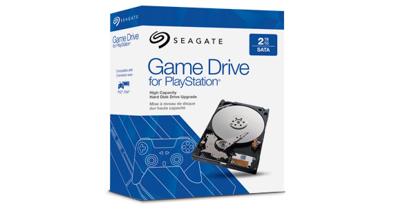 Game Drive for Playstation Whats Included