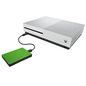 how to play xbox one games from external hard drive