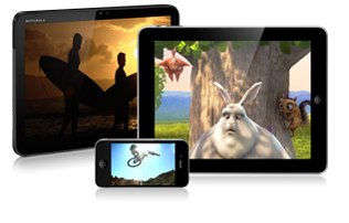 Seagate Satellite features sharing to iPads and smartphones