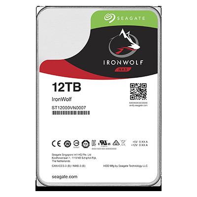 IronWolf and IronWolf Pro NAS Hard Drives | Seagate US