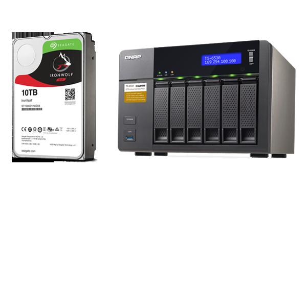 Seagate 8TB NAS HDD SATA 6Gb//s ST8000VN0002