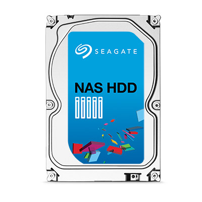 NAS HDD Front