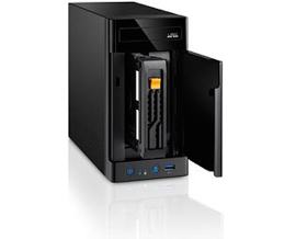 Business Storage 2-Bay NAS