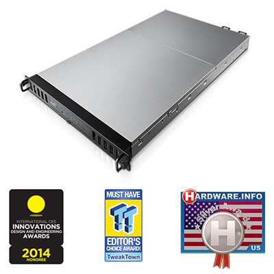 Buisness Storage 8-Bay Rackmount NAS