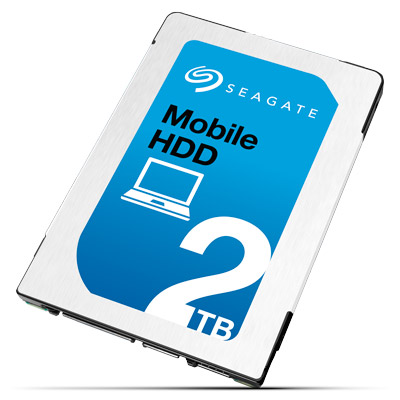 Mobile HDD Dynamic 2TB