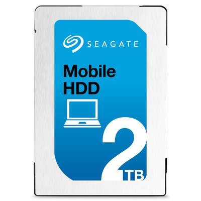 Mobile HDD Front 2TB