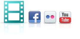 Social Media Icons With Pics