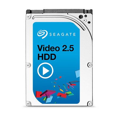 Seagate Video Front