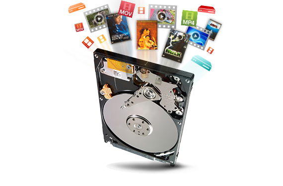 Purpose Built Dvr Video Storage