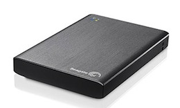 Wirelessly Stream Your Media and Files with Seagate Wireless Plus