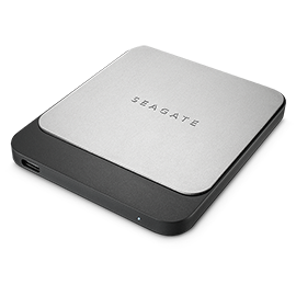 External SSD terbaik Seagate fast SSD