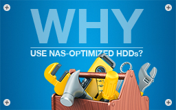 Why a NAS HDD?