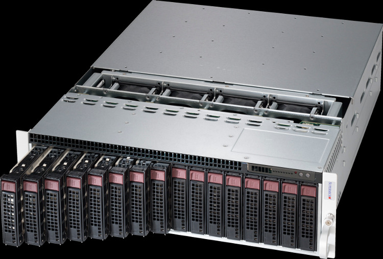 Servers Direct Maximizes Cloud Storage Efficiency With Hybrid SSDs and HDDs in High-Density Blade Servers