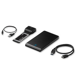Seagate BlackArmor PS 110 USB 3.0 External Portable Hard Drive