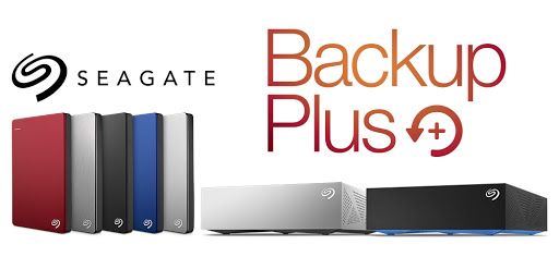 Reimagine Storage With Seagate Backup Plus Drives Featuring