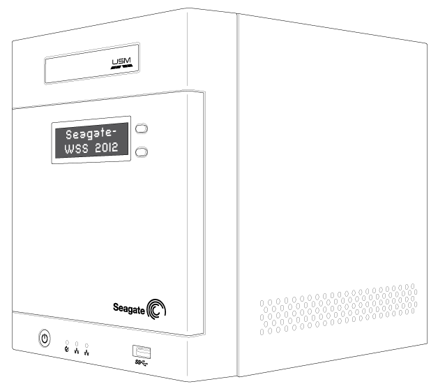 seagate business storage 4 bay nas manual