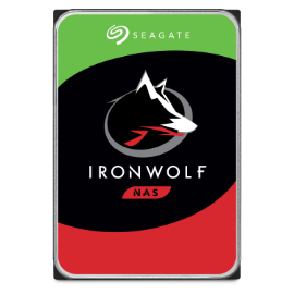 Seagate IronWolf NAS hard drive product image