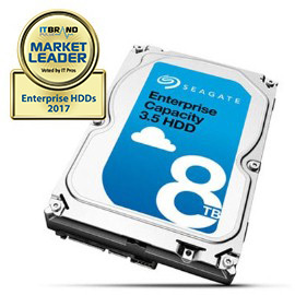 Enterprise Capacity 3.5 HDD