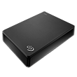 "SEAGATE - RETAIL - BACKUP PLUS Portable 4TB 2.5"" USB3.0 External Black Hard Drive STDR4000100"
