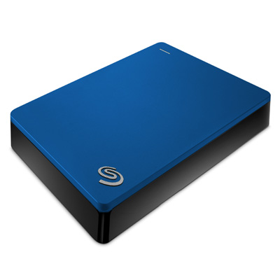 Backup Plus Portable Drive Blue