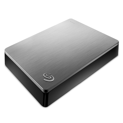 Backup Plus Portable Drive Silver