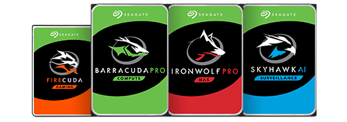 Seagate internal hard drives