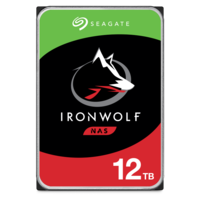 Seagate IronWolf 12TB NAS hard drive product image
