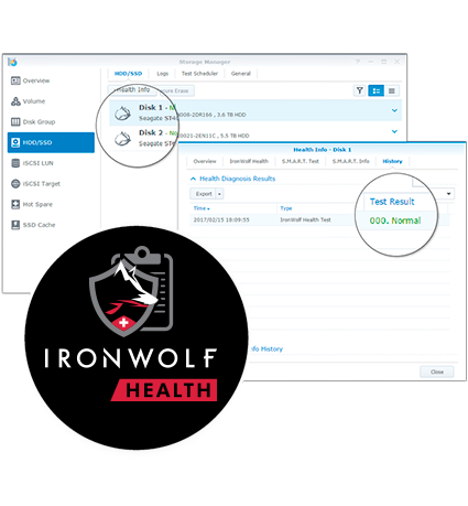 IronWolf and IronWolf Pro NAS Hard Drives | Seagate US