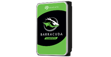 Seagate BarraCuda hard drive product image