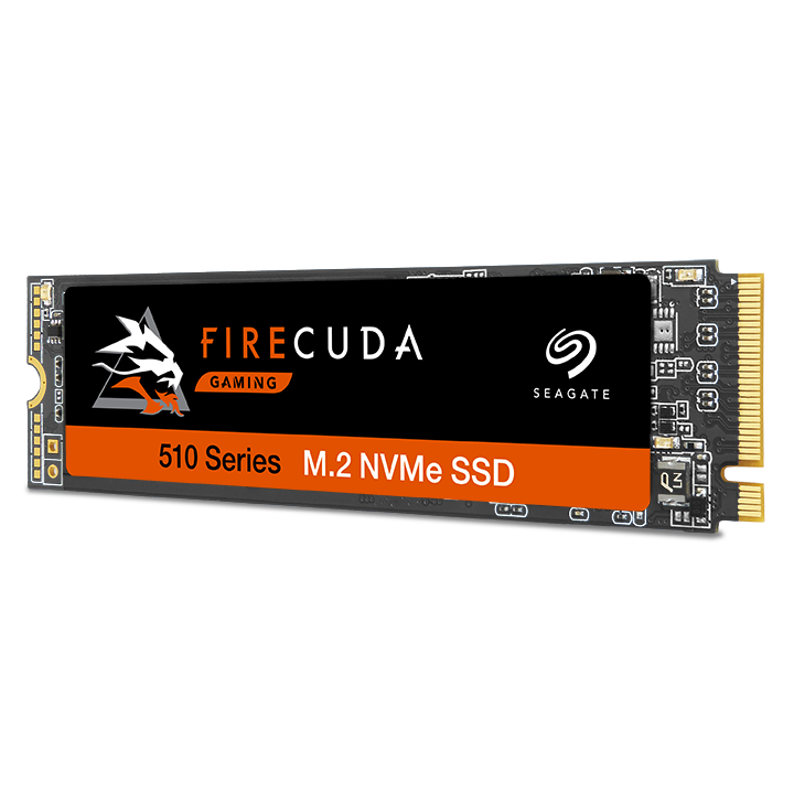 Seagate FireCuda 510 M.2 NVMe SSD product image