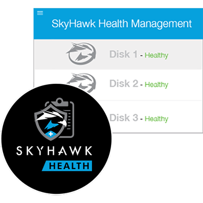 Seagate SkyHawk Health Management